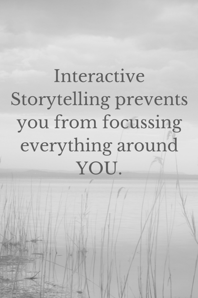 Why I Left The Marketing World to Embrace The Art of Interactive Storytelling 3