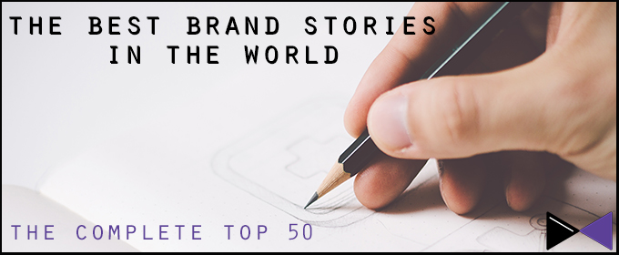 The Best Brand Stories In The World: 2013