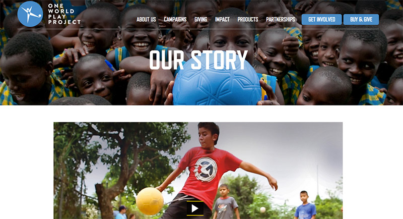 One Ball. One World. One Unforgettable Brand Story 1