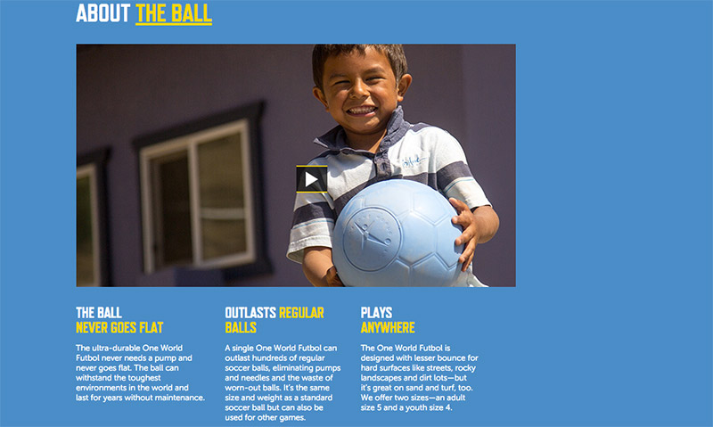 One Ball. One World. One Unforgettable Brand Story 2